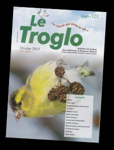 Le Troglo numéro 123 de février 2015