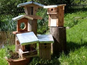 Nichoirs et mangeoires Oiseaux-Nature