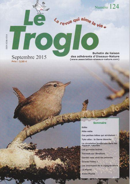 Le Troglo n°124