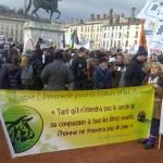 04 Manifestation contre les tirs de loups Lyon 16-01-2016