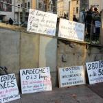47 Manifestation contre les tirs de loups Lyon 16-01-2016