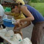 Fabrication de nids pour hirondelles
