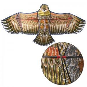 Cerf-volant effaroucheur d'oiseaux