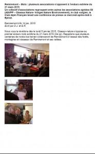 Remiremont info Enduro extrême - Remiremont Info 14-01-2015