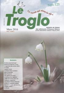Le Troglo n°125 Mars 2016