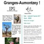 Pour lutter contre la disparition des oiseaux: des nichoirs à Granges-Autmontzey - 27-01-2017