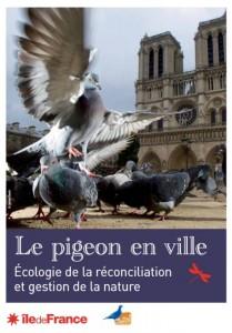 le pigeon en ville-Ecologie de la réconciliation et gestion de la nature - Naturparif