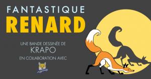 Fantastique renard - Krapo & l'ASPAS