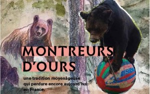 Brochure montreurs d'ours © AVES