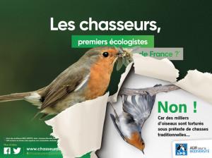 Les chasseurs premiers écologistes de France-chasse traditionnelle - LPO 02-09-2018