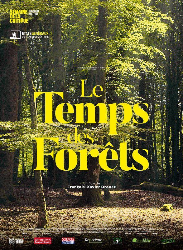 Projection: Le temps des forêts