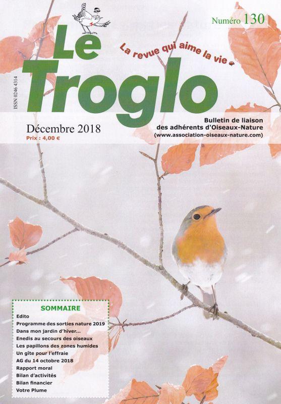Troglo n°130 - Décembre 2018
