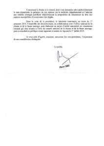 """réponse du Préfet le 04-01-2019-2 - liste """"nuisibles"""" chasse piégeage"""