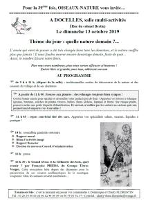 Invitation AG Oiseaux Nature 2019 - Page1