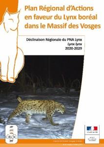 Plan Régional d'Actions en faveur du Lynx boréal dans le massif des Vosges
