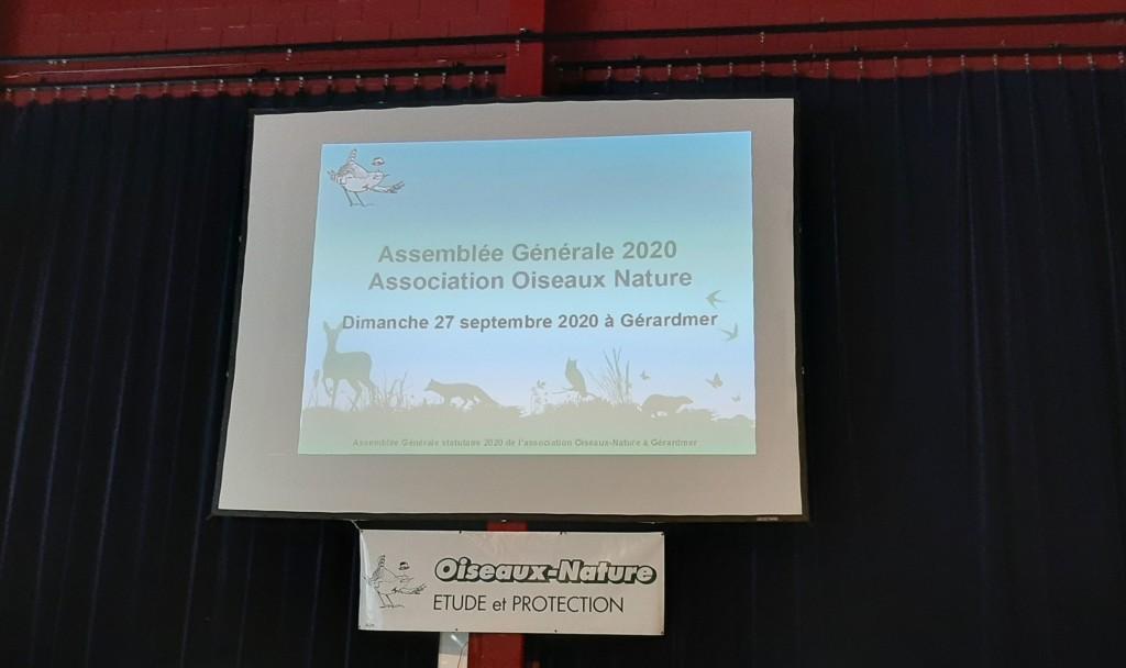 AG 2020 Diaporama - 2