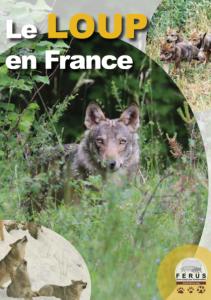 Le loup en France - Plaquette FERUS 2019