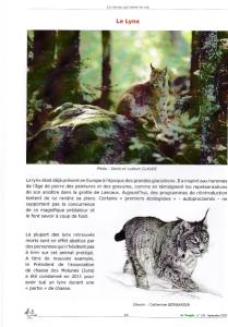 Le lynx - Le Troglo n°140 spécial 40 ans page 10