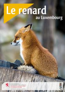 Le renard au Luxembourg - Ministère de l'environnement 2020