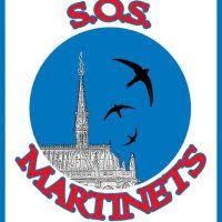 Logo SOS Martinets