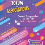 Forum des associations Xertigny 08-09-2018