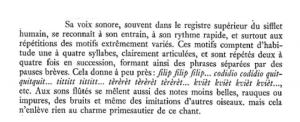 La grive musicienne - Paul Géroudet