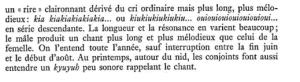 Le pic-vert ou pivert - Paul Géroudet