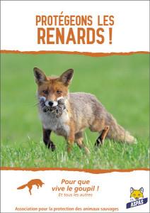 Protégeons les renards - ASPAS