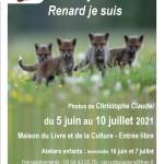 Exposition et animation à Charmes du 05/06 au 10/07