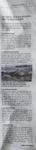 les oiseaux menacés dans les Vosges - Vosges Matin 22-05-2021