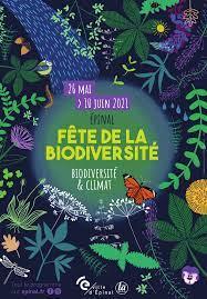 Affiche fête de la biodiversité Epinal 2021