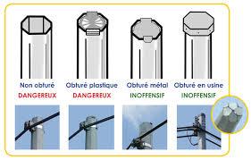 Poteaux creux-image ASPAS