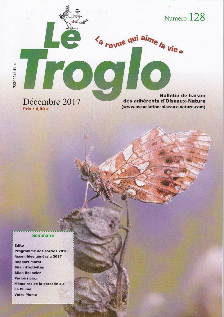 Le Troglo n°128 - décembre 2017